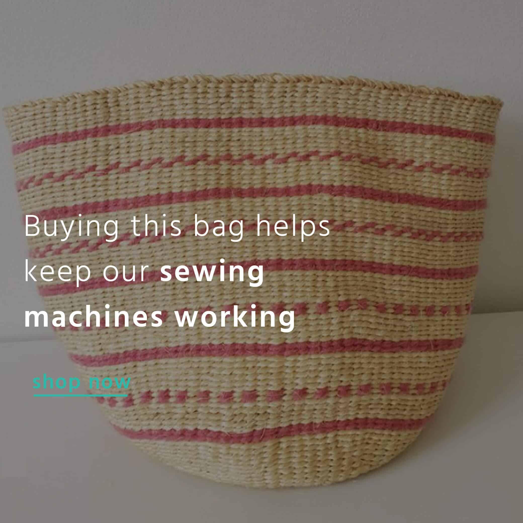 Buy a bag bibi&me and create change